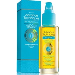Avon Advance Techniques Moroccan Argan Oil Treat